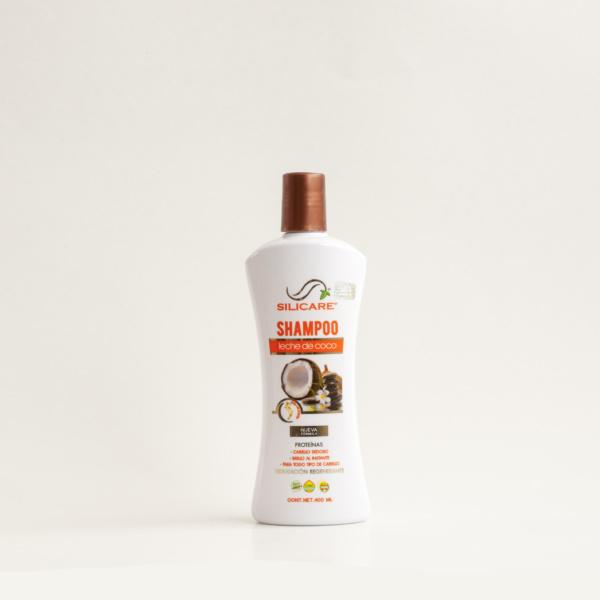 Shampoo de Crema de Coco